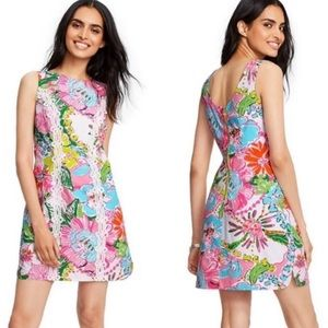 Lilly Pulitzer Target Nosey Posie NWT Sheath Dress